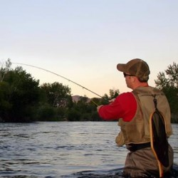 Men's Fishing Retreat In The Trophy Trout Waters of The South