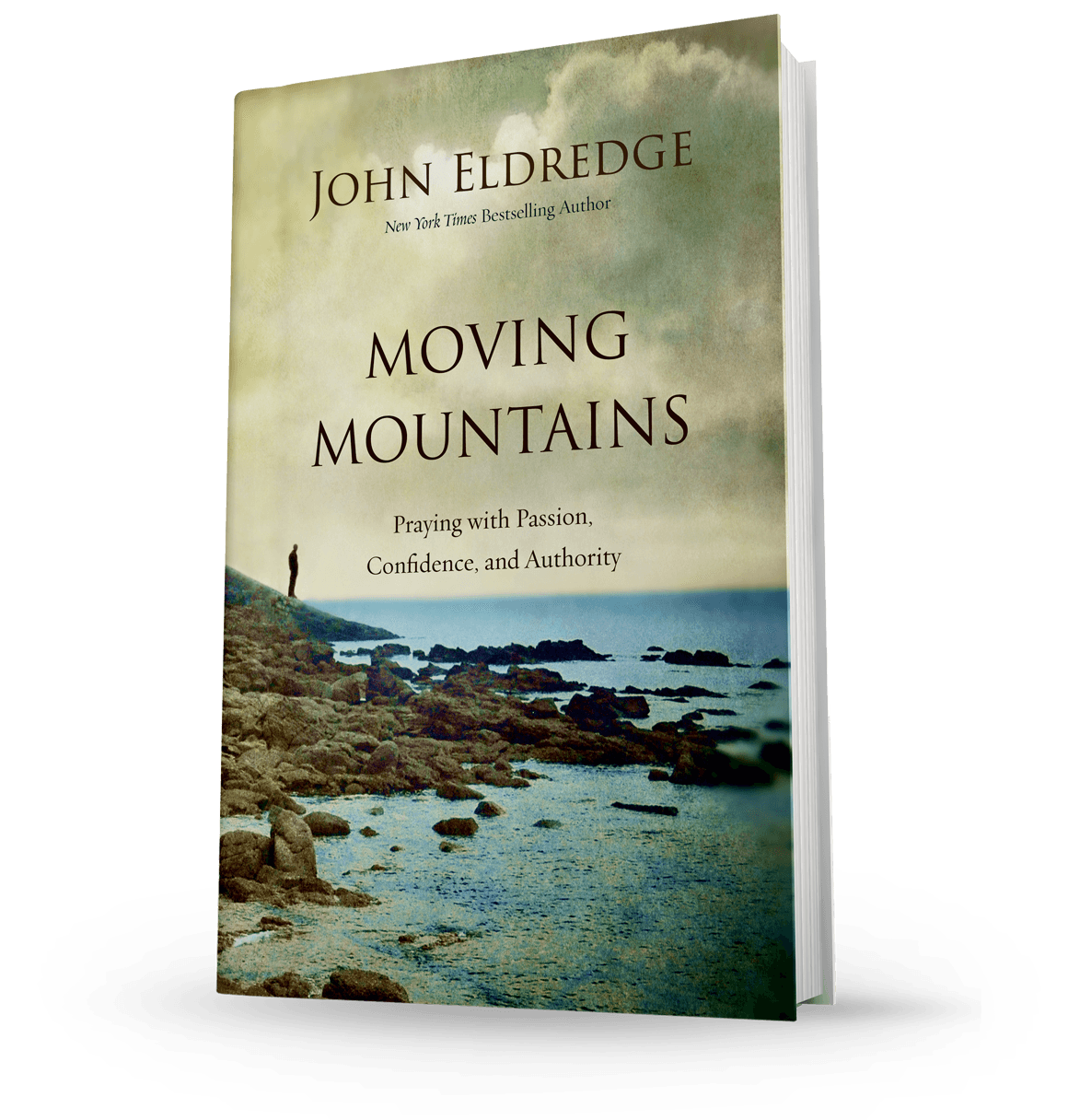 John Eldredge: Moving Mountain on the Show This Saturday